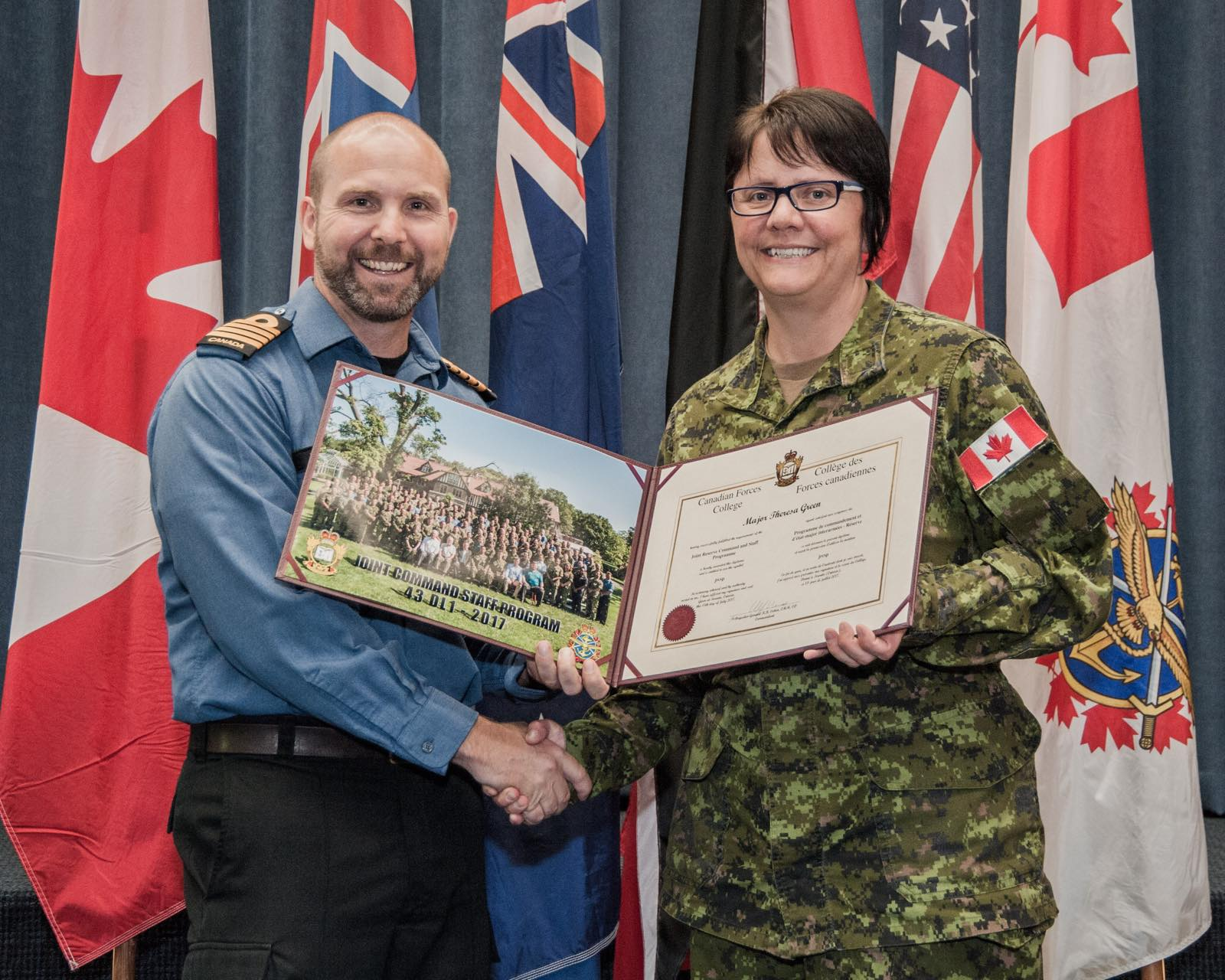 JCSP 43 DL1 Graduation Ceremony - 15 July 2017 - Photo 311