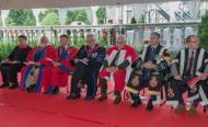 Graduation and Convocation Ceremony - 21 June 2017